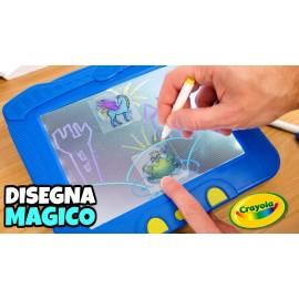 Disegna Magico CRAYOLA per creare le proprie storie animate con le figurine in c
